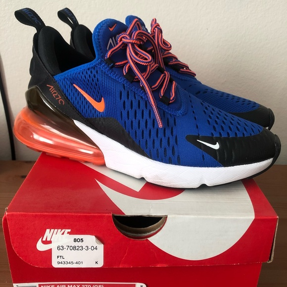 sports shoes 2a106 adced Nike Air Max 270s